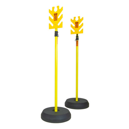 Portable Electric Cable Support Tower